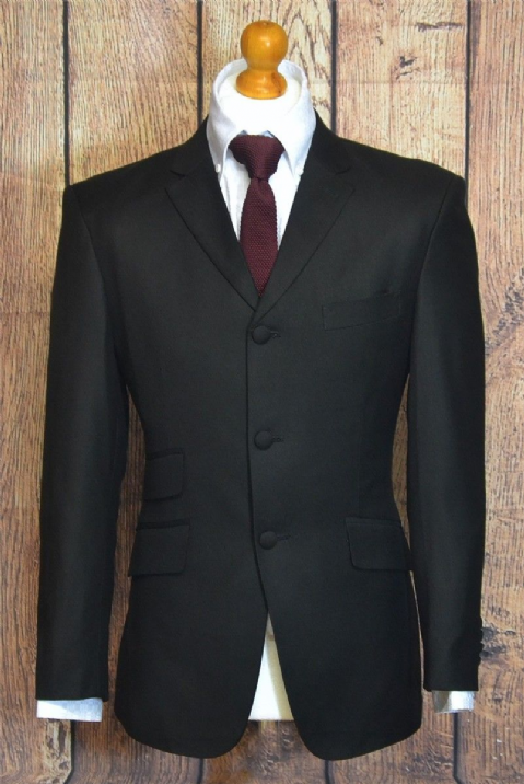 """Kenton"" Classic Three Button Suit"